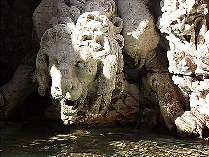 Fontaine des quatres fleuves