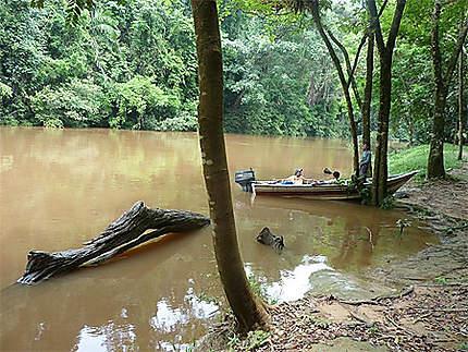Le Sungai Tahan