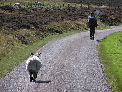 Itinérance écossaise