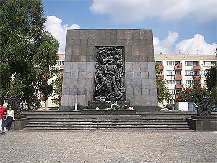 Monument des Héros du Ghetto