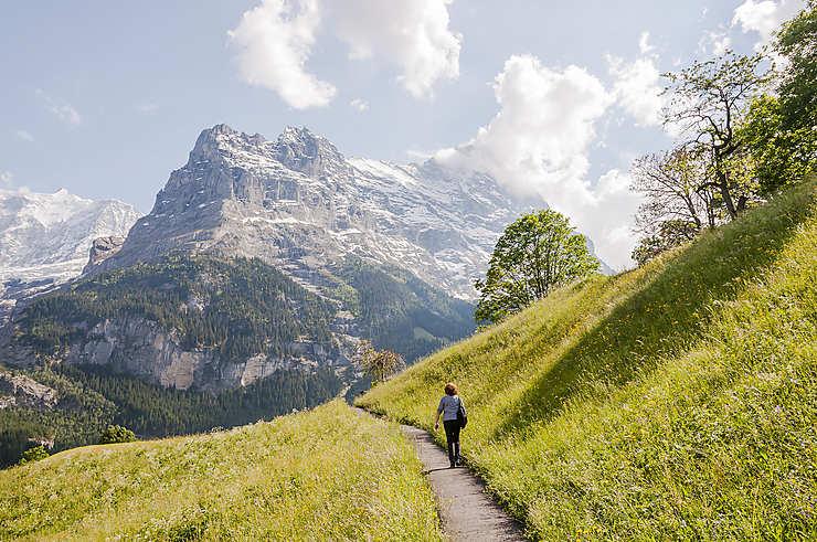 Oberland Bernois : au royaume des trois géants