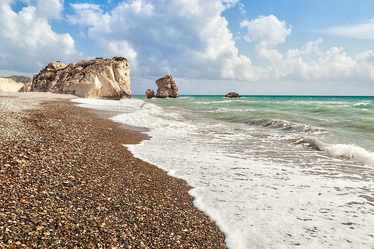 Chypre - Plus de 60 plages labellisées pavillon bleu