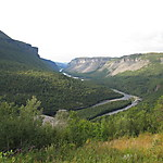 Sautso canyon
