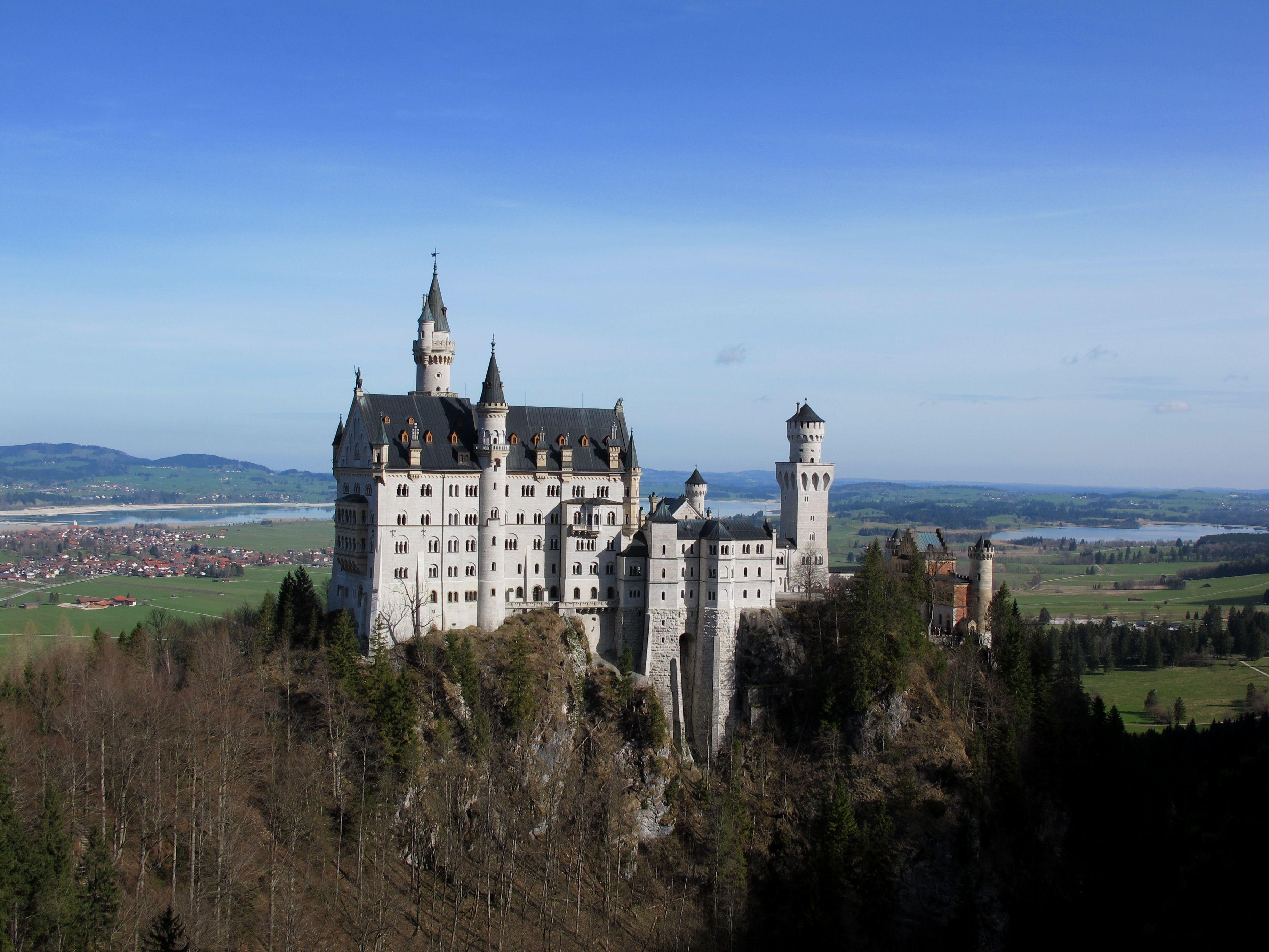 Route allemande des Alpes - Allemagne