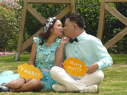Marriage en Chine
