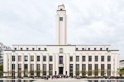 L'Hôtel de Ville de Villeurbanne