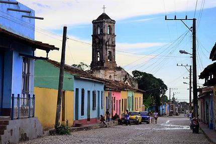 Se promener à Trinidad