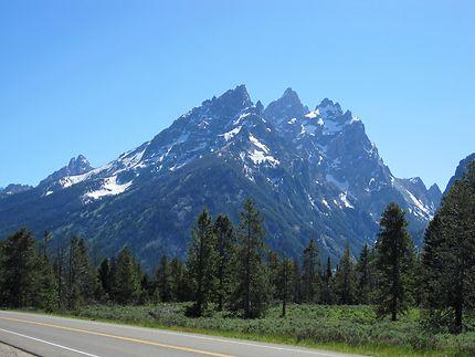 Parc National du Grand Teton -Wyoming - U.S.A