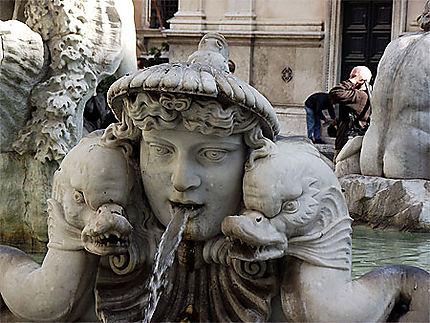 Fontaine du maure