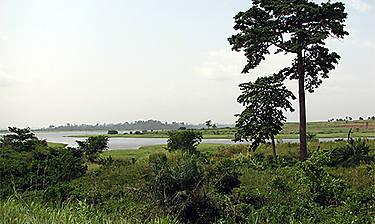 Lac du Buyo (région des 18 Montagnes)