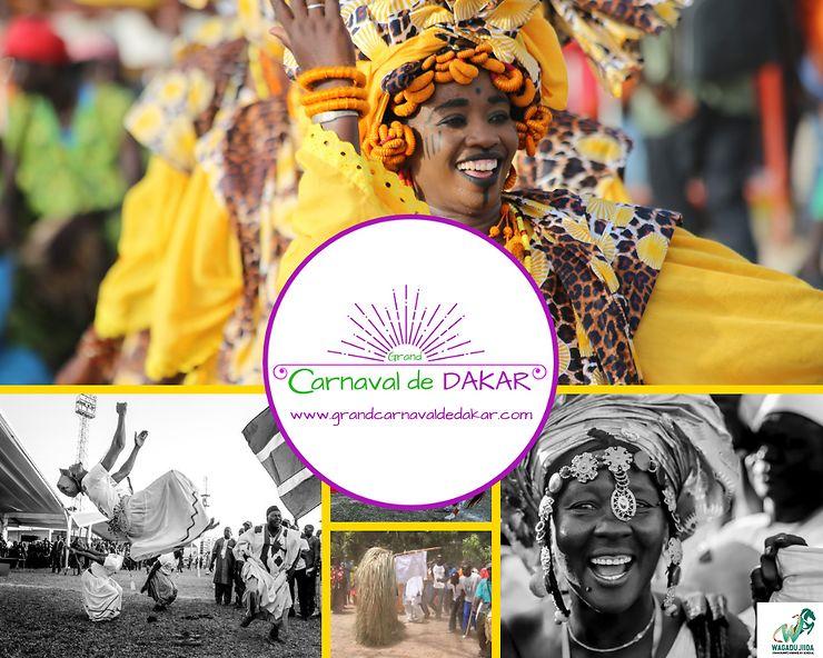 Grand carnaval de Dakar