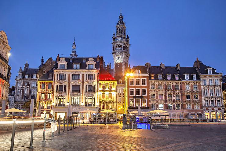 Lille, la belle des Flandres