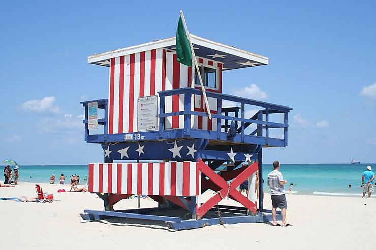 Jour 1 : Miami Beach, Day & Night