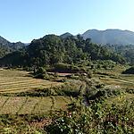 Trek dans la province de Phongsaly