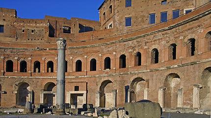 Trajan, Rome