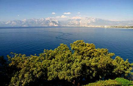 Turquie : la Lycie, terre de lumière