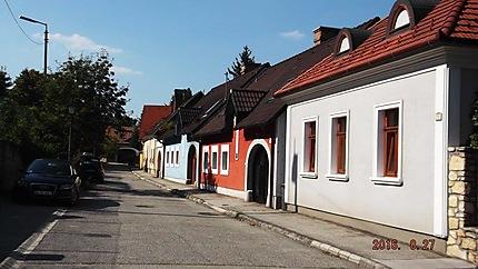 Dans les rues de Veszprém