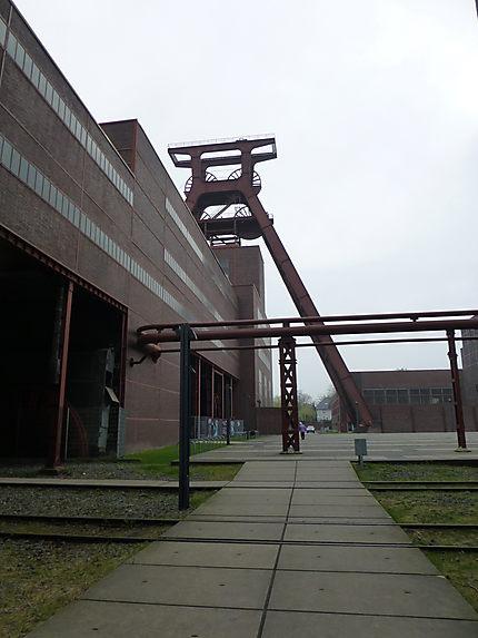 Passé industriel à Essen