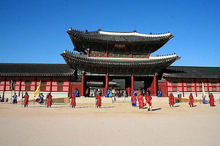 sites touristiques republique de coree