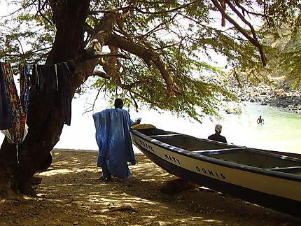 Dakar plage