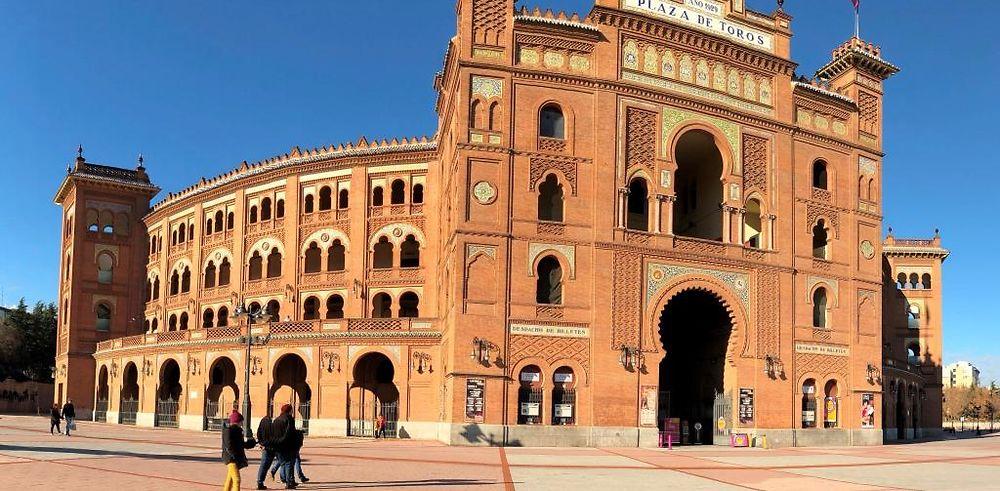 Madrid et ses environ du 28-11-2019 au 07-12-2019