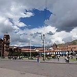 Ciel étonnant sur Cuzco