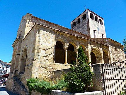 Eglise de Ségovie