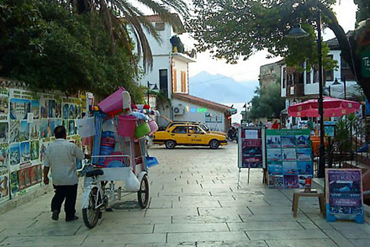 Antalya, une perle de culture