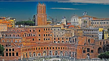 Forum de Trajan, Rome