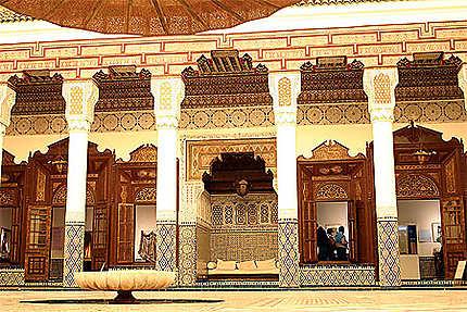 Marrakech, musée