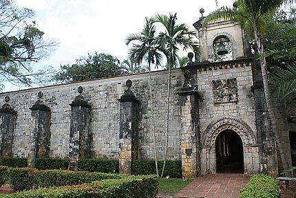 Entrée Old spanish monastery