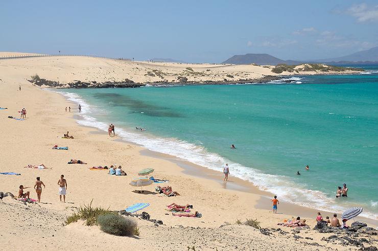 Fuerteventura, de superbes plages