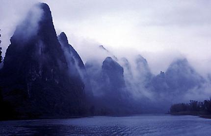 La rivière Li Jiang