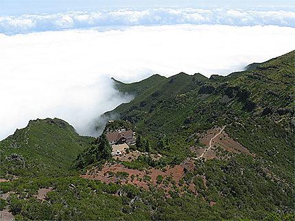 Refuge du Pico Ruivo