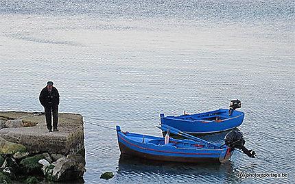Italie - Sicile - Trapani - Port