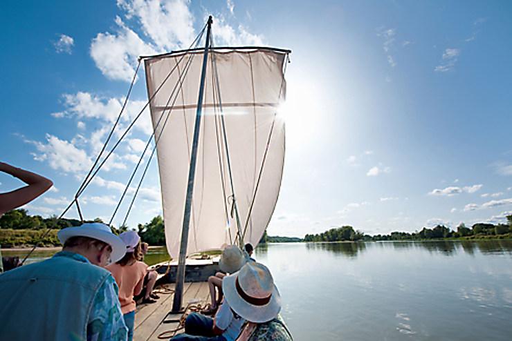 La Loire, au fil de l'eau