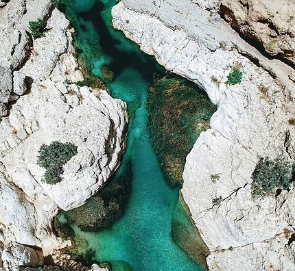 Oman et ses wadi