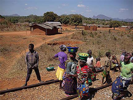 Chemin de fer Nampula - Cuamba