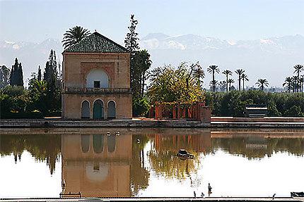 Marrakech, la Ménara