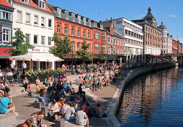 Danemark : Aarhus, capitale européenne de la culture 2017