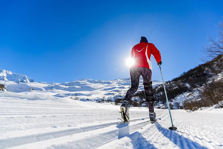 Ski nordique en Savoie-Mont-Blanc