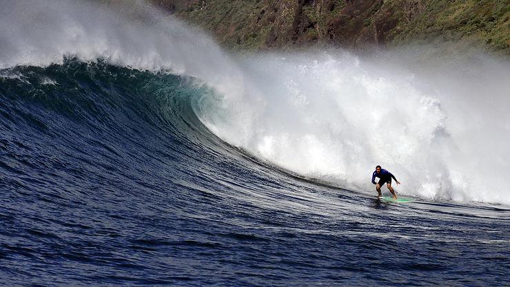 Surf et plongée à Madère : petite Hawaï et grandes vagues