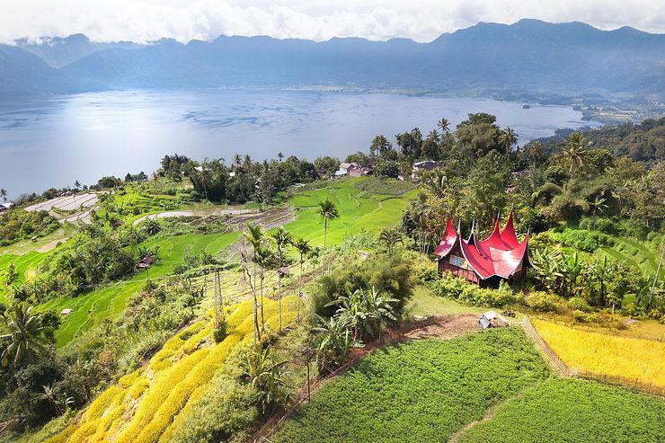 Sumatra, côté océan Indien : autour de Padang