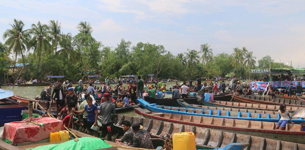 Quelques jours à Mrauk U, un village magique de Birmanie