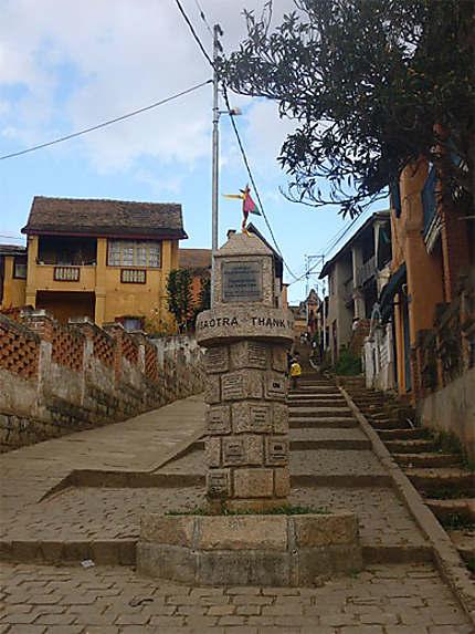 La vieille ville de Fiana