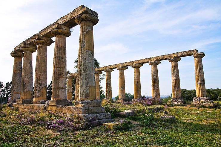 La côte ionienne, de la Magna Grecia à Francis Ford Coppola