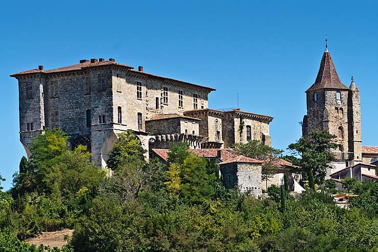 Le Gers, côté villages