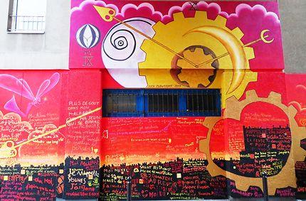Art street  (Leyla Plowright)