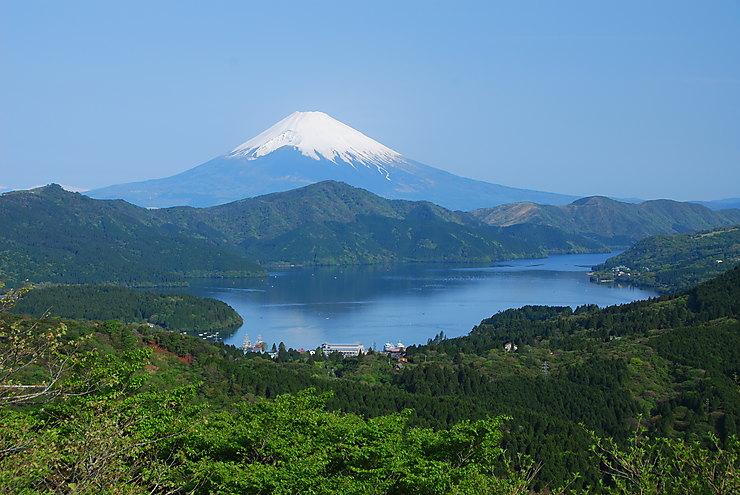 Hakone et le mont Fuji : le Japon au sommet