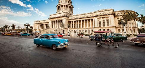 Cuba : dans les rues de La Havane - Andrey Armyagov - Fotolia